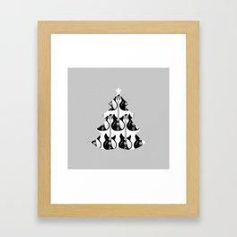Christmas Tree #12 Framed Art Print
