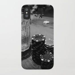 Poker Time iPhone Case