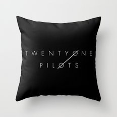 TØP Throw Pillow