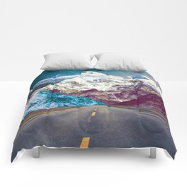 The Last Stretch Comforters