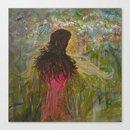"""""""Cosette"""" Canvas Print"""