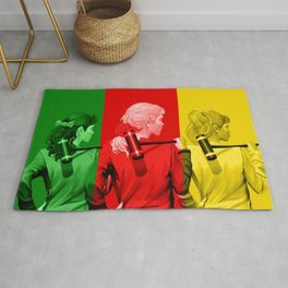 HEATHERS THE MUSICAL Rug