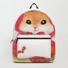 Little Red Riding Hood hamster Backpack