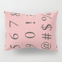 Sabon - Numbers Pillow Sham