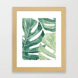 Montera deliciosa Framed Art Print