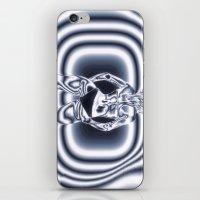 bond iPhone & iPod Skins featuring Bond Girl by Brian Raggatt