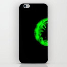 Green Glob iPhone Skin