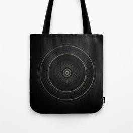 Inner Space 4 Tote Bag
