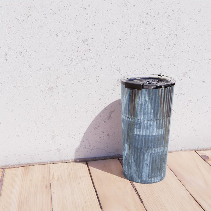 RUSTY CLADDING Travel Mug