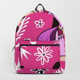 Glamazon Girl: Miss Bambie Backpack