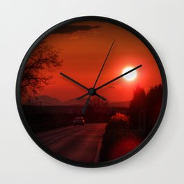 Knight Rider 2011 Wall Clock