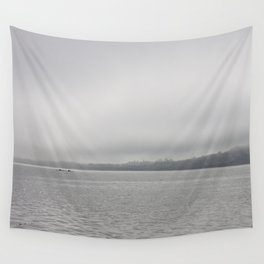Broughty Ferry River Tay 1 Wall Tapestry
