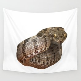 Ottoman Viper Snake Tasting The Air Wall Tapestry