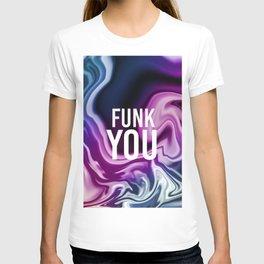 """ABSTRACT LIQUIDS XXXVII """"37"""" T-shirt"""