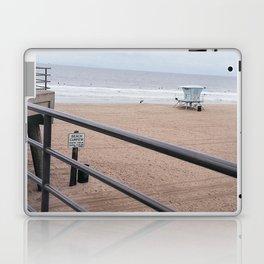 The Rails of Sand Laptop & iPad Skin