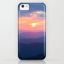Sunset in Tennessee iPhone Case