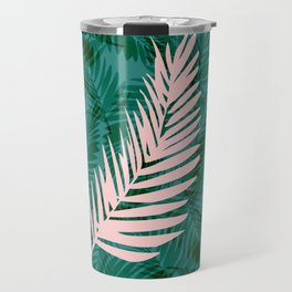 The Pink Fern Travel Mug