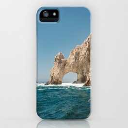 Arch of Cabo San Lucas IV iPhone Case