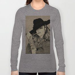 MARIA FELIX Long Sleeve T-shirt