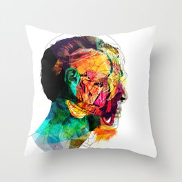Perfil260913 Throw Pillow