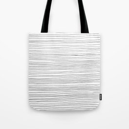 Fine Lines Tote Bag