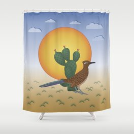 Soul of the Southwest Shower Curtain
