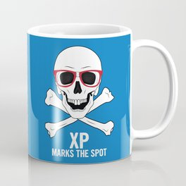 XP Marks the Spot Coffee Mug