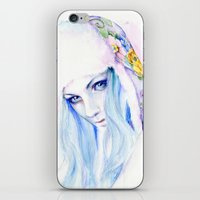 russian iPhone & iPod Skins featuring Russian winter by Cora-Tiana