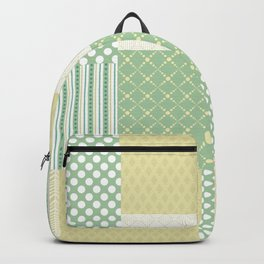 Beautiful Patch 7 Backpack