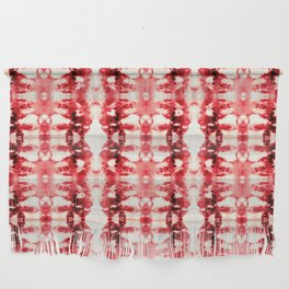 Tie-Dye Chili Wall Hanging
