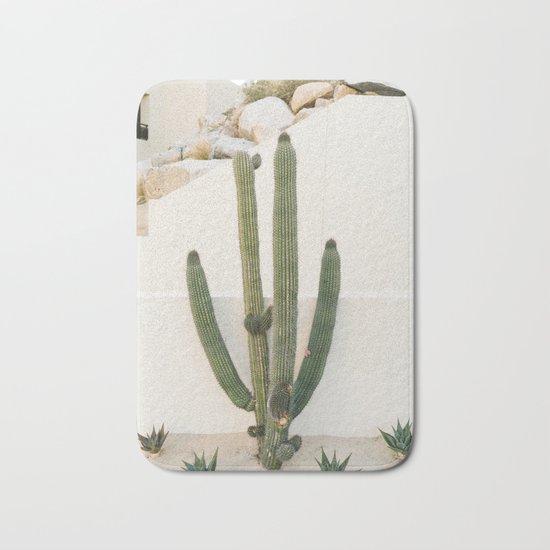 Cabo Cactus X Bath Mat
