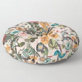 EXOTIC GARDEN XVIII Floor Pillow