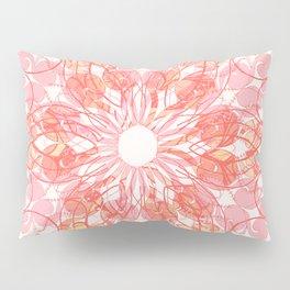 Hyper Brights Mandala Pillow Sham