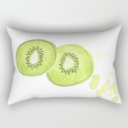 Not the bird, the fruit. Rectangular Pillow