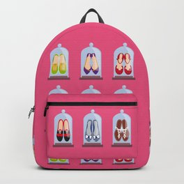 Shoes Backpack