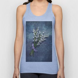 Lily Of The Valley Unisex Tank Top