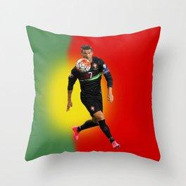 CR7 PORTUGAL Throw Pillow