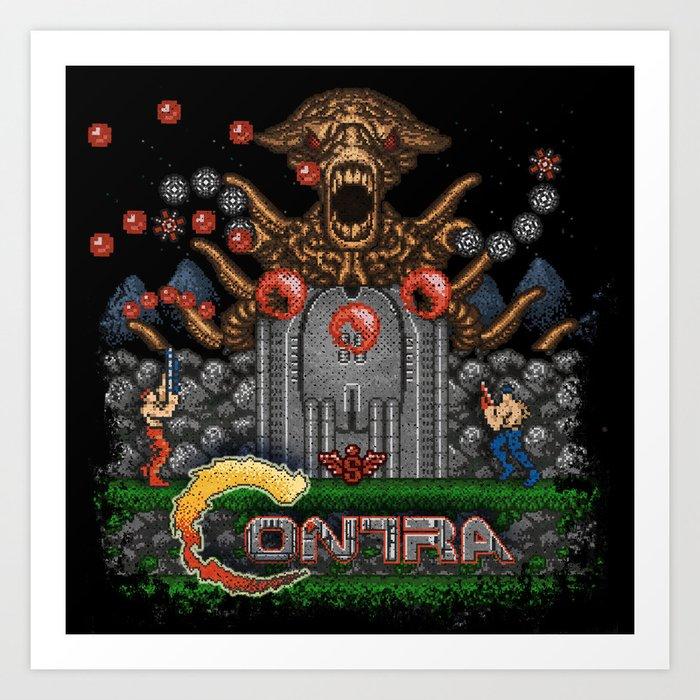Contras Kunstdrucke