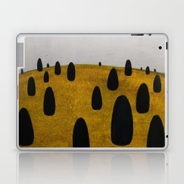 Trees, Void of meaning. Laptop & iPad Skin