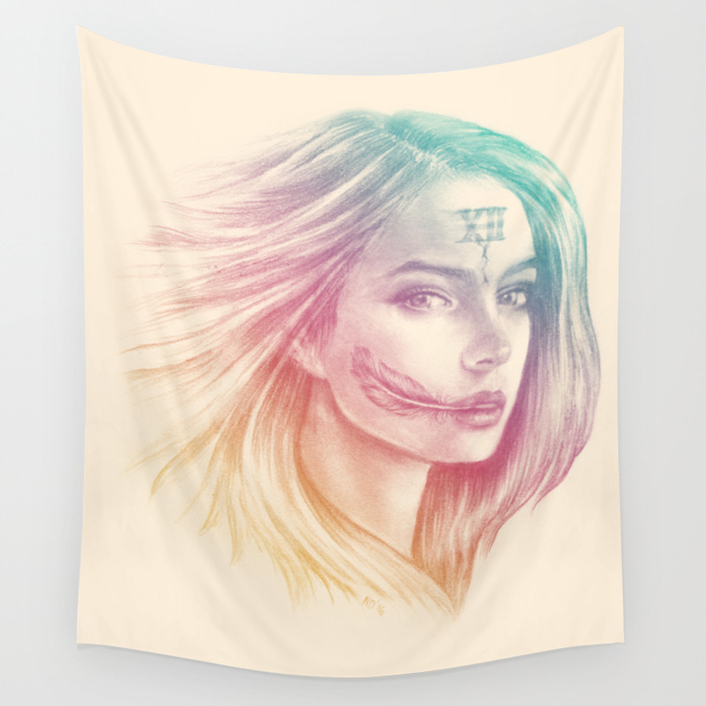 Final Hour Wall Tapestry by Nduenas TPS8071978