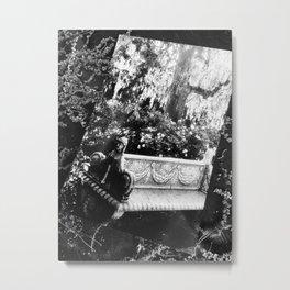 huntington solitude - the huntington botanical gardens, san marino Metal Print