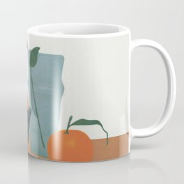 Tangerine Coffee Mug