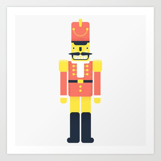 The Nutcracker Art Print