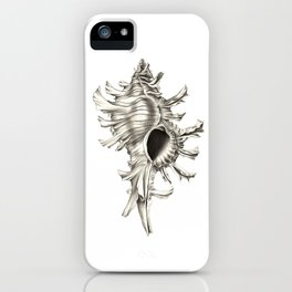 Shell 01 iPhone Case