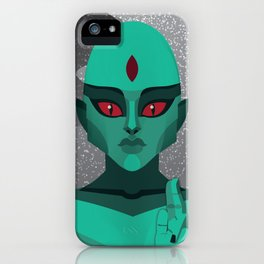 Space Trinity - Judgement iPhone Case