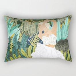 Forest Bride Rectangular Pillow