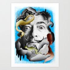 Dalianish Art Print