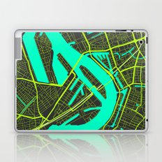 2nd Biggest Cities Are Cities Too - Rotterdam Laptop & iPad Skin