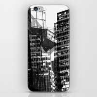 urban iPhone & iPod Skins featuring Urban by Marian - Claudiu Bortan