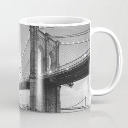 Bridges - nyc vs istanbul Coffee Mug